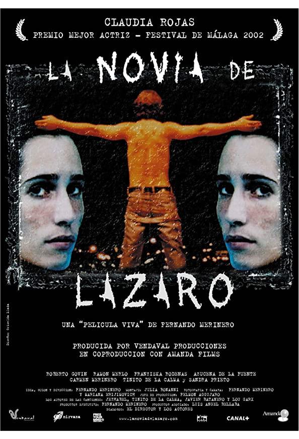 Lazaro's Girlfriend kapak