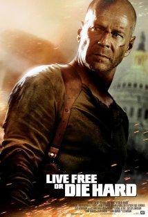 Live Free or Die Hard kapak