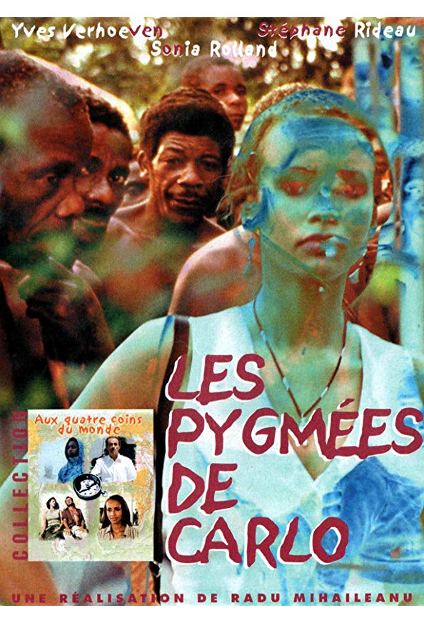 Les pygmées de Carlo kapak