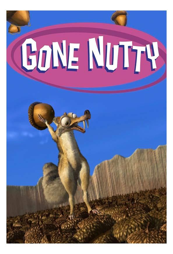 Gone Nutty kapak