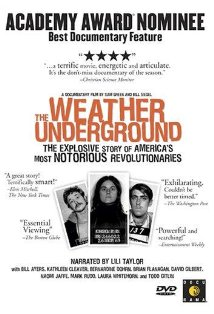 The Weather Underground kapak
