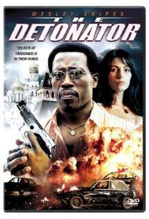 The Detonator kapak