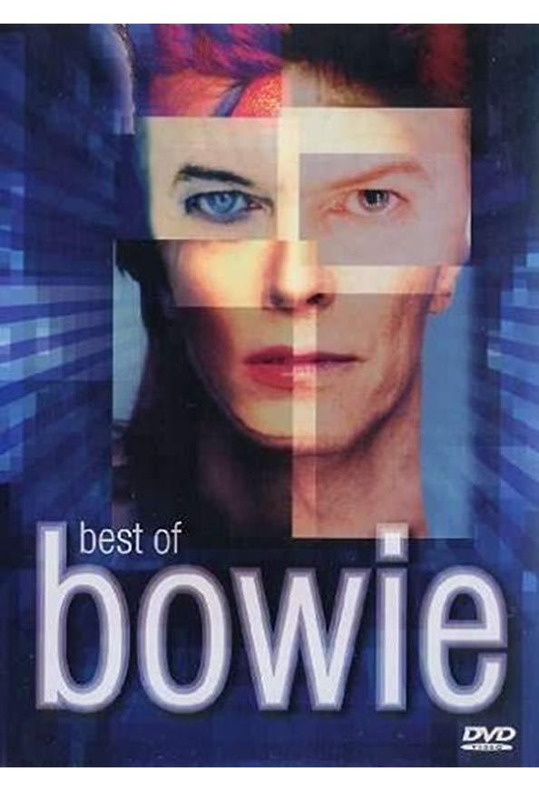 Best of Bowie kapak