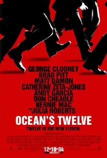 Ocean's Twelve kapak