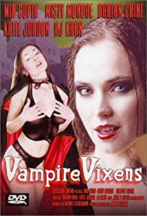 Vampire Vixens kapak