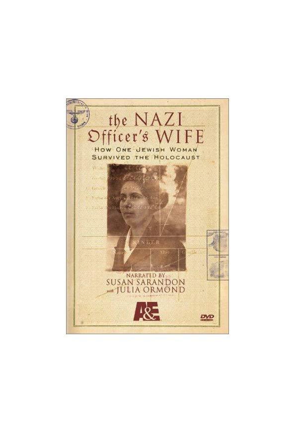 The Nazi Officer's Wife kapak