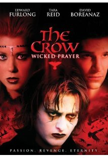 The Crow: Wicked Prayer kapak