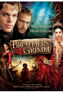 The Brothers Grimm kapak