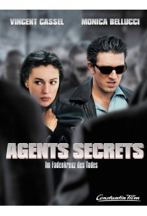 Agents secrets kapak