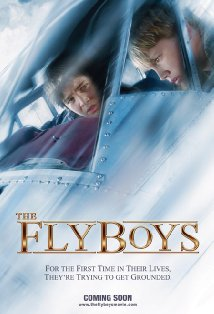 The Flyboys kapak
