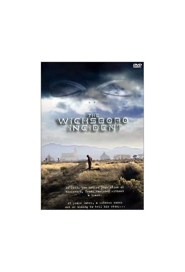 The Wicksboro Incident kapak