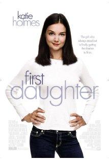 First Daughter kapak