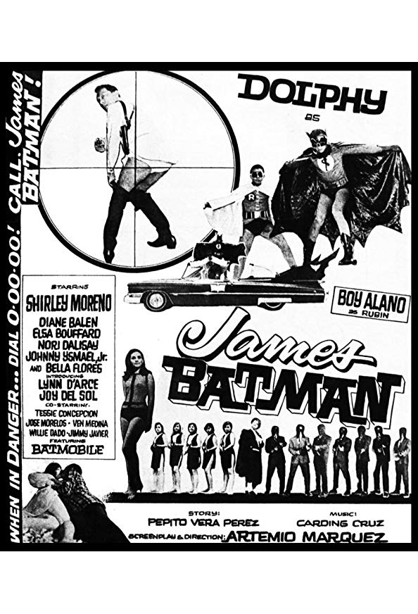 James Batman kapak