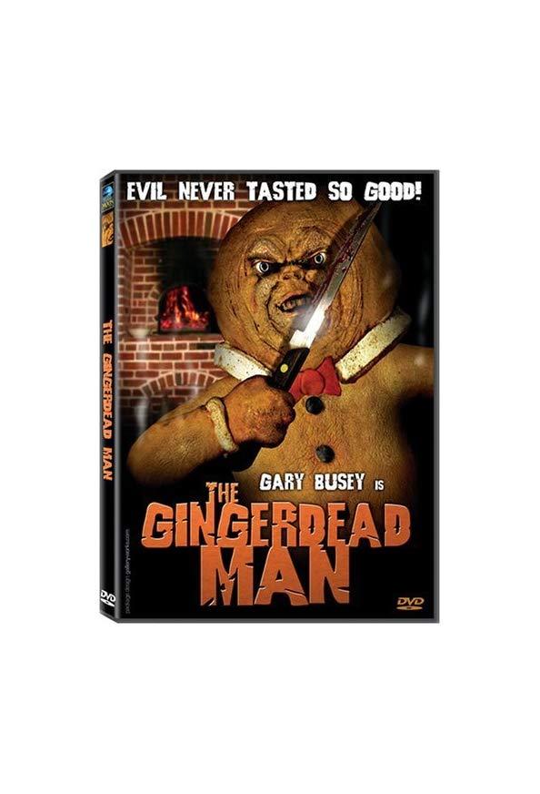 The Gingerdead Man kapak