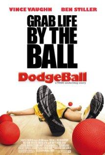 Dodgeball: A True Underdog Story kapak