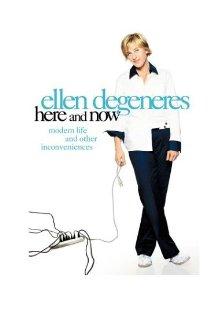 Ellen DeGeneres: Here and Now kapak