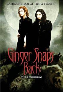 Ginger Snaps III: The Beginning kapak
