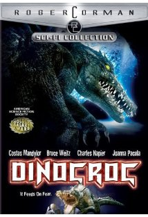 Dinocroc kapak