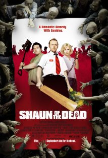 Shaun of the Dead kapak