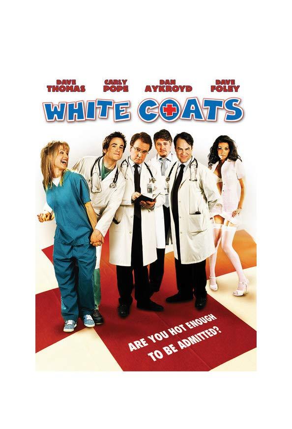Whitecoats kapak