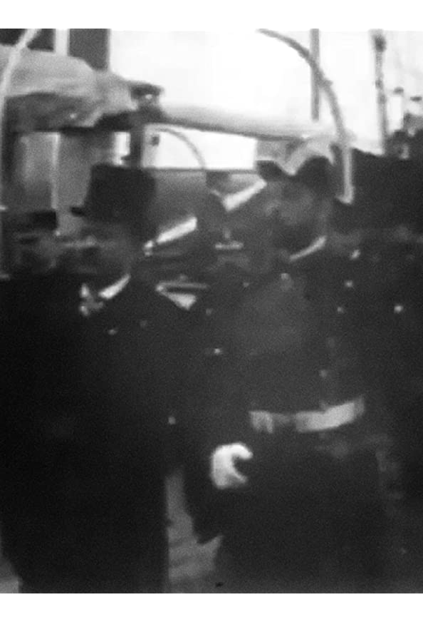Arrival of Prince Henry (of Prussia) and President Roosevelt at Shooter's Island kapak