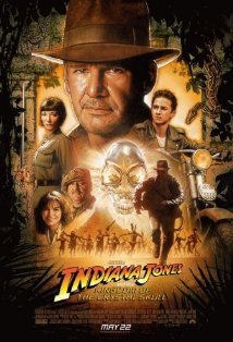 Indiana Jones and the Kingdom of the Crystal Skull kapak