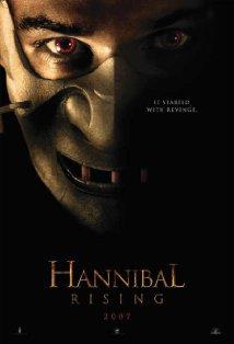 Hannibal Rising kapak