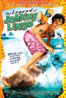 The Legend of Johnny Lingo kapak