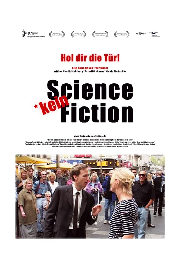 Science Fiction kapak