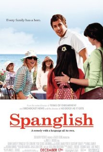 Spanglish kapak