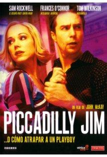 Piccadilly Jim kapak