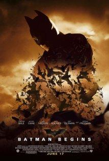 Batman Begins kapak