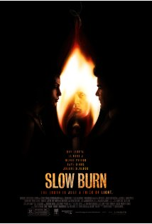 Slow Burn kapak