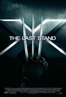 X-Men: The Last Stand kapak