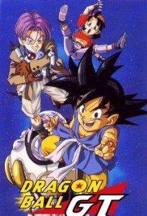 Dragon Ball GT: Doragon bôru jîtî kapak