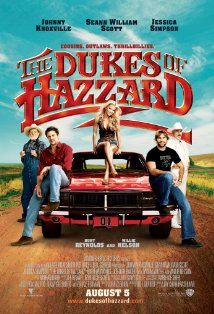 The Dukes of Hazzard kapak