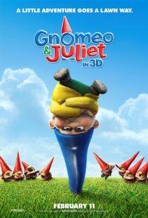 Gnomeo & Juliet kapak