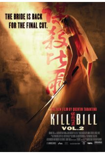Kill Bill: Vol. 2 kapak