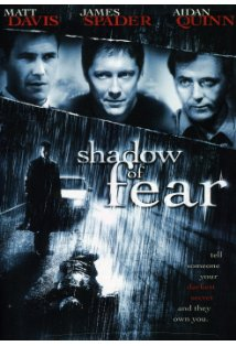 Shadow of Fear kapak