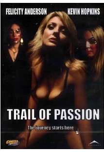 Trail of Passion kapak