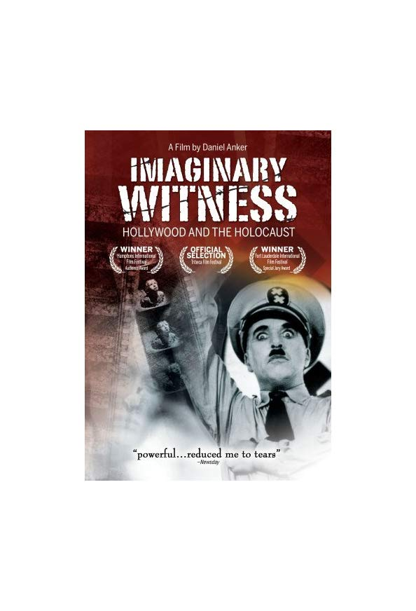 Imaginary Witness: Hollywood and the Holocaust kapak