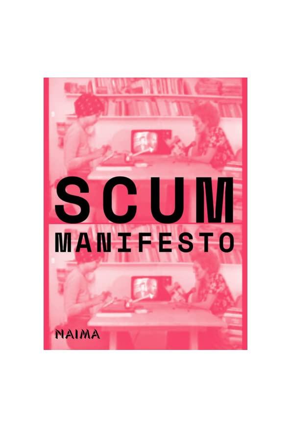 Scum Manifesto kapak