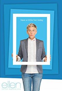 Ellen: The Ellen DeGeneres Show kapak