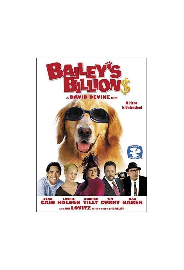 Bailey's Billion$ kapak