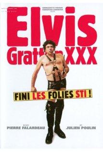 Elvis Gratton 3: Le retour d'Elvis Wong kapak