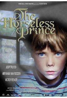 The Horseless Prince kapak