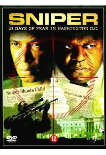 D.C. Sniper: 23 Days of Fear kapak
