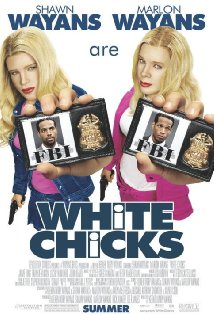 White Chicks kapak