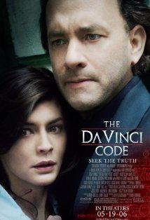 The Da Vinci Code kapak