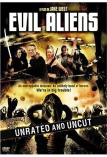 Evil Aliens kapak